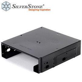 銀欣 SilverStone SST-SDP10  5.25吋轉3.5吋 轉接架