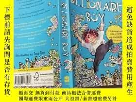 二手書博民逛書店Billion罕見Aire Boy:億萬富翁男孩Y200392