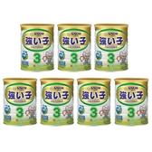 雪印 金強子3號 成長奶粉900g 6入 送1罐再送隨機玩具一個【德芳保健藥妝】