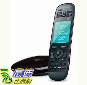 [103美國直購] 羅技 Logitech 915-000237 Harmony Ultimate Home Touch Screen Remote for 15 Home Entertainmen