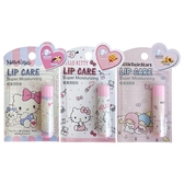 SANRIO 三麗鷗 Hello Kitty/雙子星 修護潤唇膏(4.5g) 款式可選【小三美日】