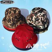 遮陽帽 夏季情侶款漁夫帽男士盆帽旅游防曬棉布帽士戶外太陽帽登山帽