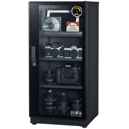 ★24期0利率★ 防潮家 FD-116EA 電子防潮箱 快速指針型 相機防潮箱 食品保存櫃