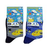 non-no儂儂褲襪《5入》日本製三麗鷗童襪(新幹線-號誌)4264-512