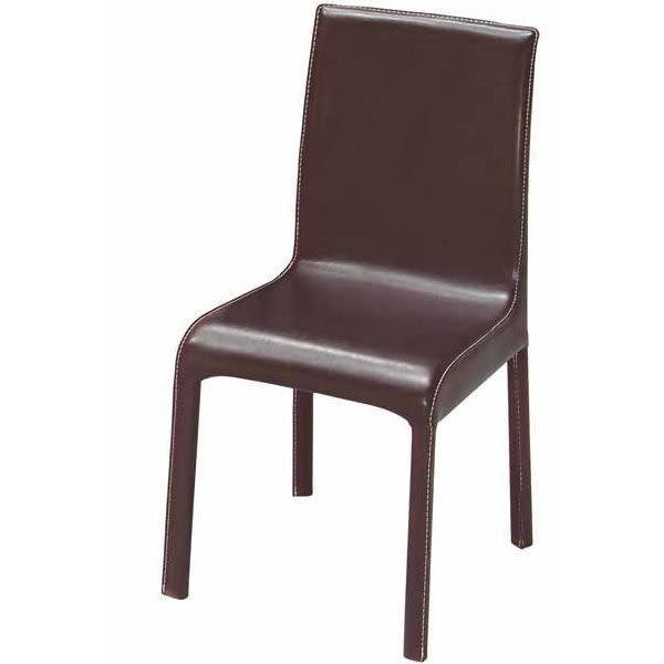 餐椅 BT-219-2 201餐椅(咖啡)【大眾家居舘】