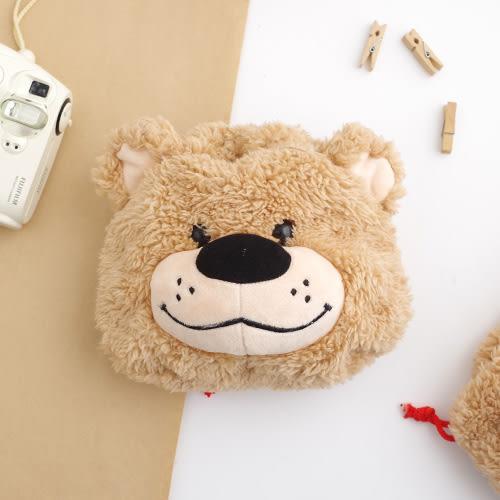 梨花熊束口包 化妝包 相機包 Suzy s zoo 束口袋 聖誕禮物【SV7867】HappyLife