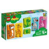 LEGO 樂高 Duplo 得寶系列 10885 我的第一套趣味拼圖 【鯊玩具Toy Shark】