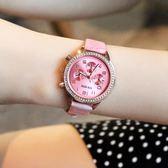 雙12購物節手錶水?皮帶韓版潮流時尚學生防水機械