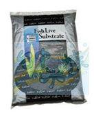 台中水族 FishLive 樂樂魚精緻黑土3L M 中顆粒5mm
