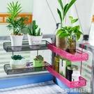 辦公桌掛架鐵藝多層置物架窗台收納盆栽架辦...