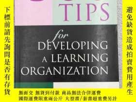 二手書博民逛書店500罕見Tips for Developing a Learn