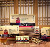 KOREAN高研六年根韓國高麗紅蔘茶3公克x100包/盒