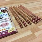 日本Kumon幼兒用三角鉛筆6B( 6支...