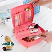 〈限今日-超取288免運〉 旅行收納包 盥洗包 化妝包 整理包 手提包 大容量 旅行 便攜【B00012】