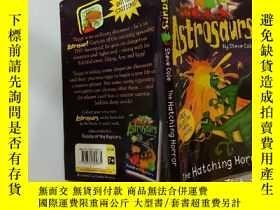二手書博民逛書店Astrosaurs:罕見The hatching horror:太空恐龍Y200392