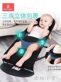 哄娃神器嬰兒搖搖椅安撫椅兒童搖床寶寶搖椅躺椅搖籃嬰兒哄睡神器  嬌糖小屋