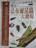 【書寶二手書T1/少年童書_DOG】驚喜!法布爾昆蟲大發現_天天向上