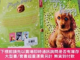 二手書博民逛書店Magic罕見Puppy: Star of the ShowY22224 Sue Bentley 著 Puf