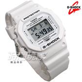 G-SHOCK DW-5600MW-7 白色夏天 計時碼錶 電子手錶 防水男錶 白色 DW-5600MW-7DR CASIO卡西歐