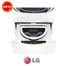 含安裝 LG 樂金 WT-D250HW 迷你洗衣機 (加熱洗衣) 冰磁白 2.5公斤洗衣容量 MiniWash 公司貨