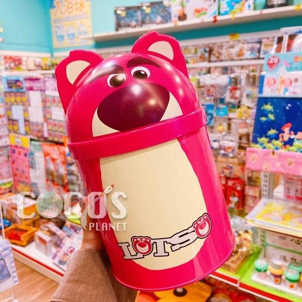 正版 迪士尼系列 玩具總動員 熊抱哥 抱哥 收納罐 存錢筒 儲蓄罐撲滿 COCOS FG660
