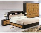 【新北大】✪ P149-1 賽德克積層木雙色5尺床頭 -18購