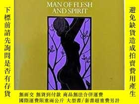 二手書博民逛書店Eric罕見Gill: Man of Flesh and Spi