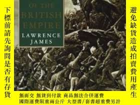 二手書博民逛書店The罕見Rise And Fall Of The British EmpireY255562 Lawrenc