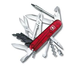 Victorinox 瑞士維氏 CyberTool M系列 1.7725T 中型萬用刀 瑞士刀 32種功能 /支