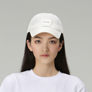 【ISW】定型純白棒球帽-白色 設計師品牌