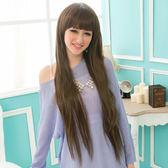 HOT!材質再升級新耐熱假髮【811E】海派甜心魅力女孩長直髮☆雙兒網☆