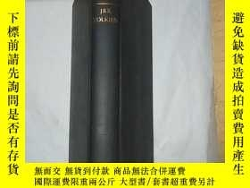 二手書博民逛書店Unfinished罕見Tales of Numenor and Middle-EarthY178454 見圖