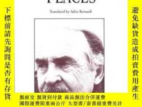 二手書博民逛書店Abandoned罕見Places (essential Poets Series 74) (essential
