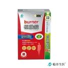 【即期】burner倍熱 健字號極纖錠96顆(24包入/盒) - 2021.06.02