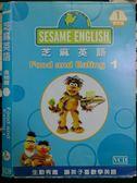 影音專賣店-O13-133-正版VCD*動畫【芝麻美語-食物篇1】-英語發音