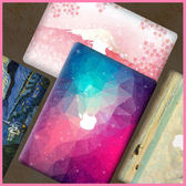 蘋果電腦貼紙 創意 macbookpro13寸 air13筆記本保護外殼貼紙 12全套 mac貼膜 e起購