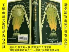 二手書博民逛書店GOING罕見POSTAL DISCWORLD:THE INDUSTRIAL REVOLUTION COLLECT