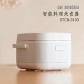 ONE amadana STCR-0103 3人份智能料理電鍋 (0.54L) 群光公司貨 原廠保固一年