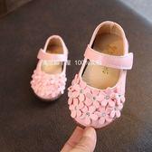 兒童女涼鞋 女寶寶鞋子0-1-2歲3小女孩單鞋兒童公主皮鞋嬰幼兒學步涼鞋 雙12快速出貨八折下殺