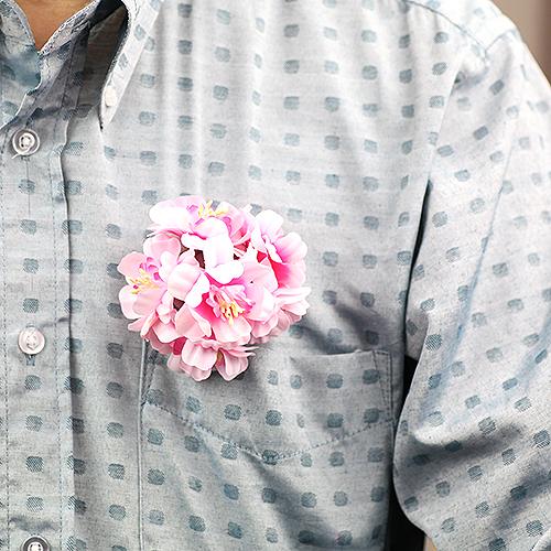 幸福婚禮小物❤幸福小花胸花❤伴郎伴娘胸花/婚禮用品