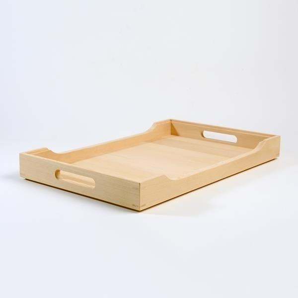 【南紡購物中心】台灣檜木托盤 芬多森林