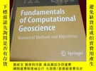 二手書博民逛書店Fundamentals罕見of computational geoscience【簽贈本】Y102756