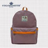 【COLORSMITH】CV.休閒後背包.CV1393-PU-M