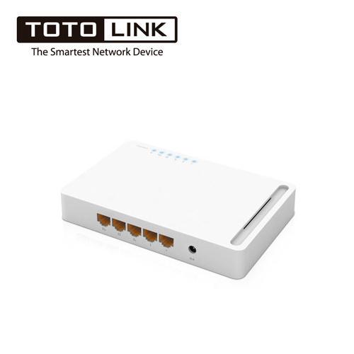 TOTOLINK S505G 5埠 Gigabit 乙太網路交換器【 回饋↘省$50】