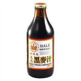 崇德發天然黑麥汁玻璃瓶330ml (6瓶) 素食可【合迷雅好物超級商城】