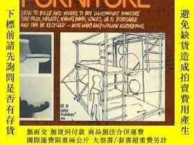 二手書博民逛書店Nomadic罕見Furniture 1Y256260 James Hennessey Pantheon Bo