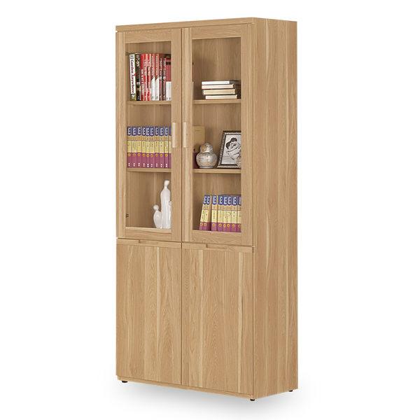 書櫥【時尚屋】[C7]柏納德2.7尺書櫥C7-893-1免組裝/免運費/書櫥