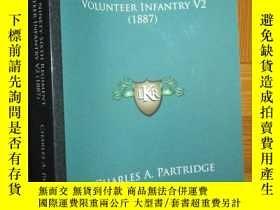 二手書博民逛書店History罕見of the Ninety-Sixth Regiment, Illinois Volunteer