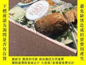 二手書博民逛書店Party罕見Dishes (英語 精裝)Y278316 Jea