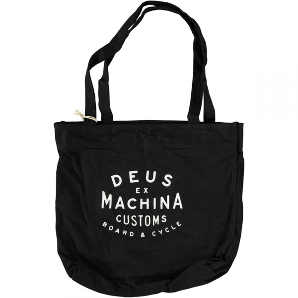 Deus Ex Machina  New Classics Tote  手提袋-黑(男/女)